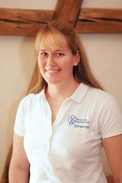 Johanna Trumpf Physiotherapeutin