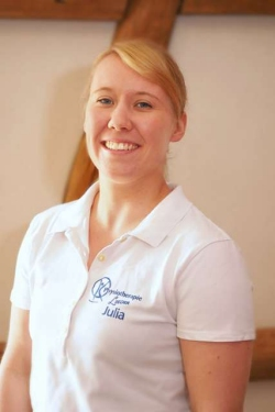 Julia Leben Physiotherapeutin